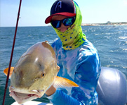 Bay fishing trips Panama City, Florida