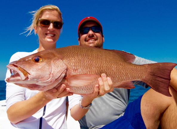 Contact us for fishing trips in Panama City Florida.